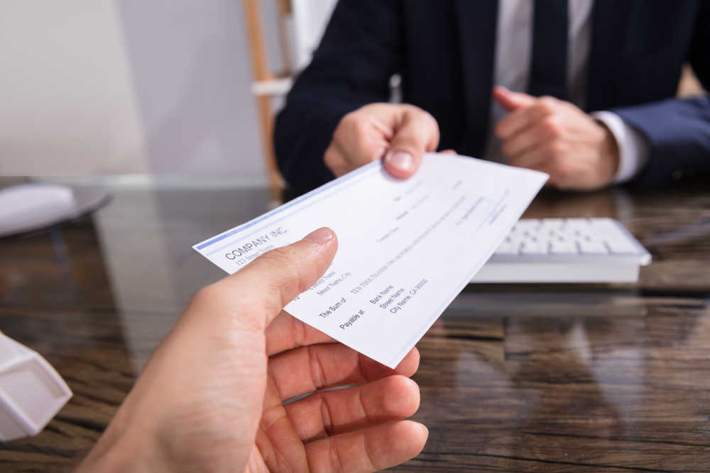 Can an Employer Withhold a Paycheck? | Ricotta, & Marks, L L C  |